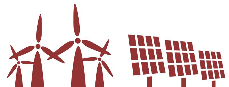 La construcción del eje de alta tensión en Andalucía oriental permite la construcción de 1000MW de potencia renovable.