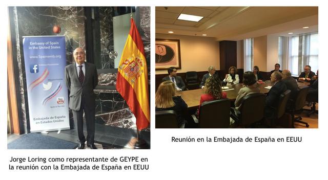 GEYPE participa en el evento sobre energías renovables celebrado en Washington analizando las oportunidades de negocio que ofrecen el Banco Mundial y el Banco Interamericano de Desarrollo (BID)