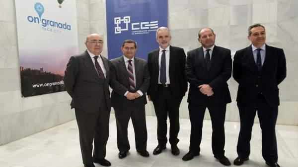 GE&PE participa en la asamblea general del CLANER donde se confirma la pujanza empresarial en el sector renovable en Andalucía.