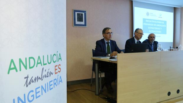 99 medidas de los ingenieros -ASIAN- para industrializar Andalucía
