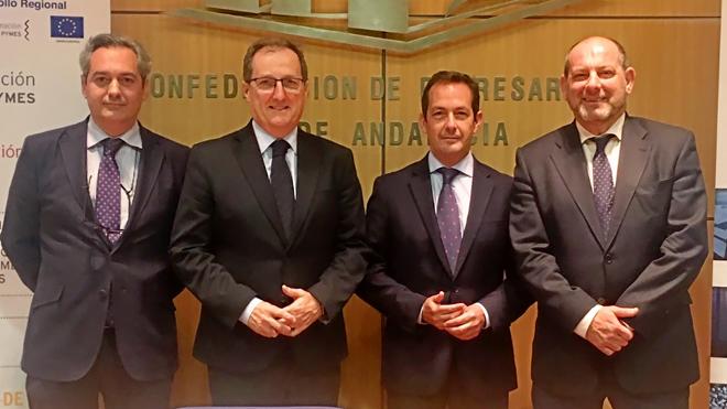 El incremento de instalaciones de energías renovables en Andalucía necesitan nuevas infraestructuras eléctricas con el centro y levante de España