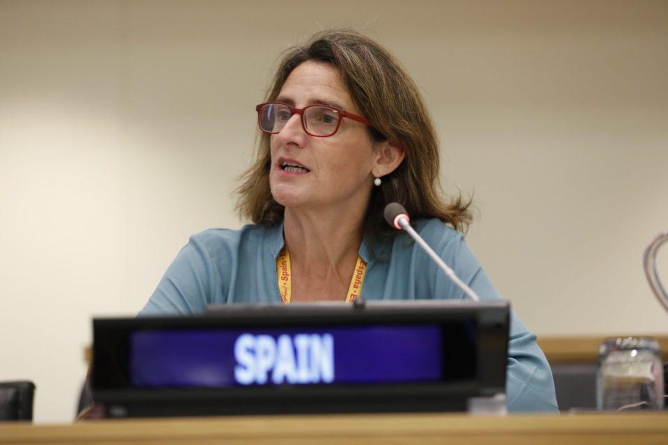 La Organización Internacional del Trabajo (OIT) ha nombrado consejera consultiva de esta organización a Teresa Rivera.