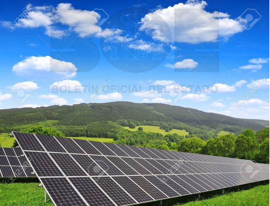 Nuevo impulso a la inversión en energías renovables con el Real Decreto-Ley 23/2020 publicado.